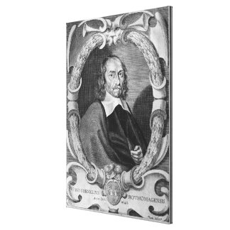 Pierre Corneille  1643 Canvas Print