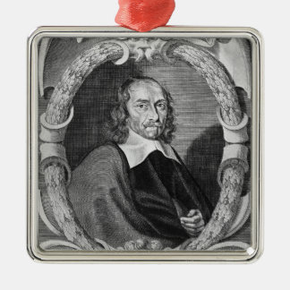 Pierre Corneille  1643 Christmas Ornament