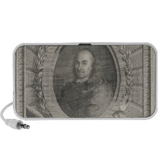 Pierre Corneille  French playwright iPod Speaker