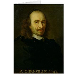 Pierre de Corneille  1647 Greeting Card