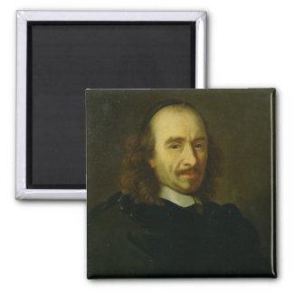 Pierre de Corneille  1647 Square Magnet