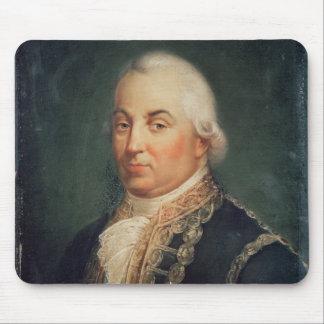 Pierre de Suffren-Saint-Tropez Admiral of Mouse Mat