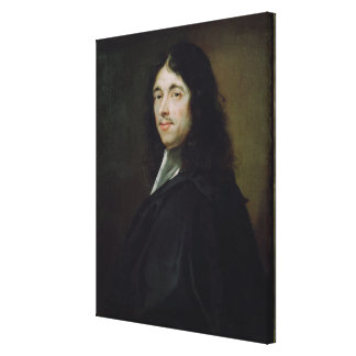Pierre Fermat Canvas Print