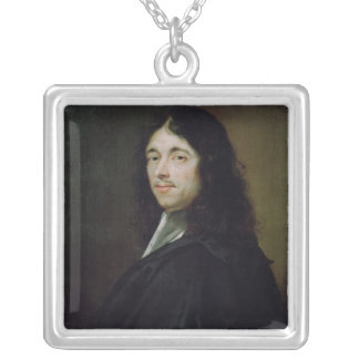 Pierre Fermat Silver Plated Necklace