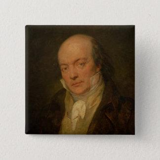Pierre-Jean de Beranger 15 Cm Square Badge
