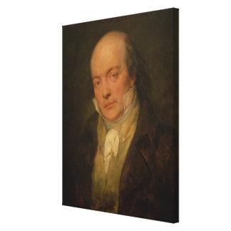 Pierre-Jean de Beranger Canvas Print