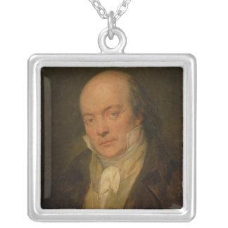 Pierre-Jean de Beranger Silver Plated Necklace
