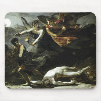Pierre Prud'hon- Justice and Divine Vengeance Mouse Pad