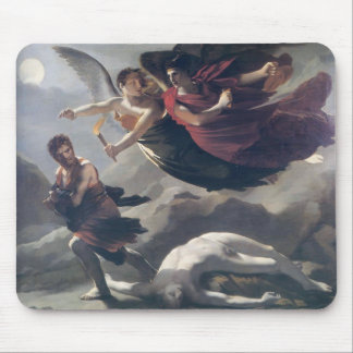 Pierre Prud'hon- Justice and Divine Vengeance Mousepads