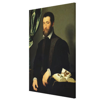 Pierre Quthe  1562 Canvas Print