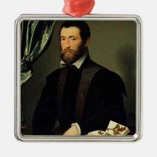 Pierre Quthe  1562 Christmas Ornament