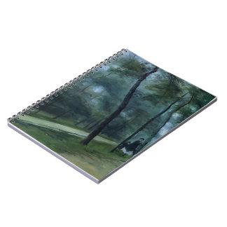 Pierre Renoir- A Walk in the Woods Note Book