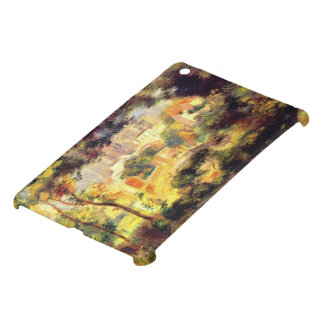 Pierre Renoir- Looking out at the Sacre Coeur iPad Mini Cases