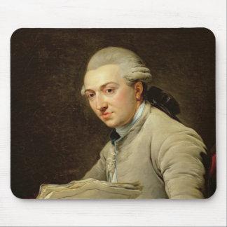 Pierre Rousseau  1774 Mouse Pad