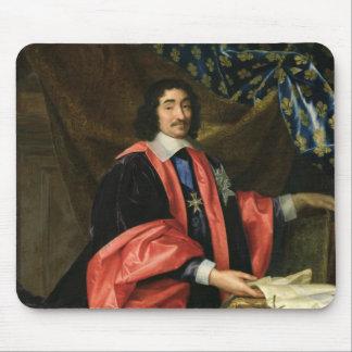 Pierre Seguier  Chancellor of France, c.1668 Mouse Mat