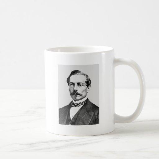 Pierre Toutant de Beauregard Confederate General Mug