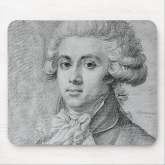 Pierre-Victurnien Vergniaud  1792 Mouse Pad