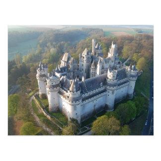 Pierrefonds Castle Postcard