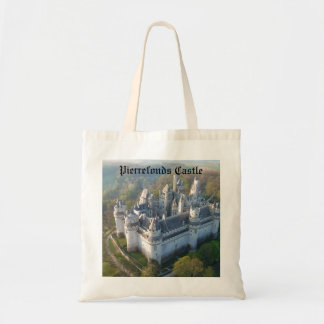 Pierrefonds Castle Tote Bag