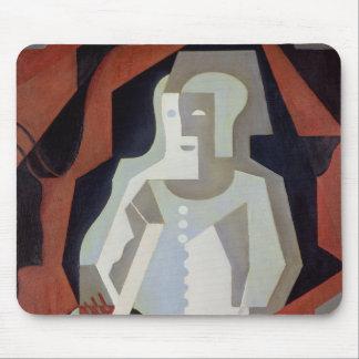 Pierrot, 1919 mouse mat