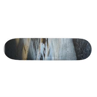Piers Beaches Ocean Skate Board Deck