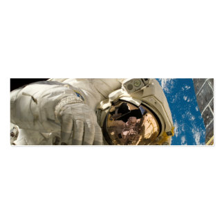 Piers Seller Spacewalk Double-Sided Mini Business Cards (Pack Of 20)