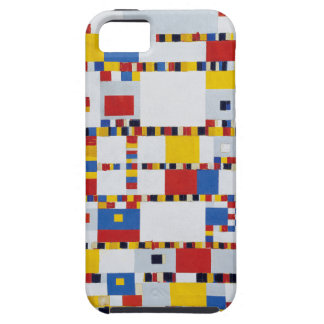 piet mondrian and victory.boogie-woogie iPhone 5 case