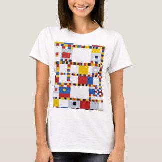 piet mondrian and victory.boogie-woogie T-Shirt