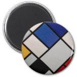 Piet Mondrian Modern Art
