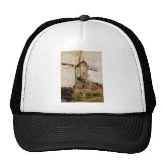 Piet Mondrian Modern Art Hat