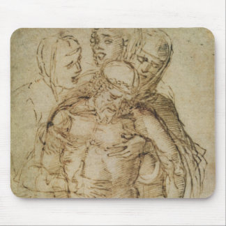 Pieta, attributed to either Giovanni Bellini (c.14 Mouse Pad