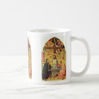 Pieta By Lorenzo Monaco Don Coffee Mug
