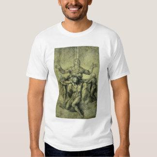 Pieta for Vittoria Colonna by Michelangelo T-shirts