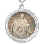 Pieta necklace