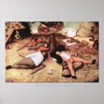 Pieter Bruegel-Cockaigne Posters