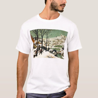 Pieter Bruegel Hunters in the Snow T-shirt