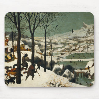 Pieter Bruegel the Elder - Hunters in the Snow Mouse Mat