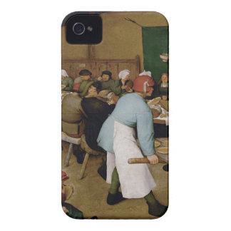 Pieter Bruegel the Elder - Peasant Wedding Case-Mate iPhone 4 Case