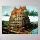 "Pieter Bruegel's The ""Little"" Tower of Babel"