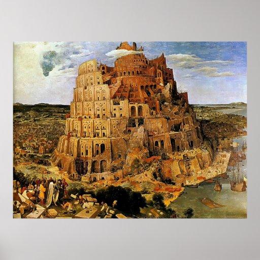 "Pieter Bruegel's ""The Tower of Babel"" (circa 1563)"