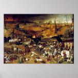Pieter Bruegel's The Triumph of Death (1562) Poster