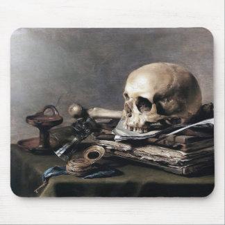 Pieter Claesz,goth Mouse Mat