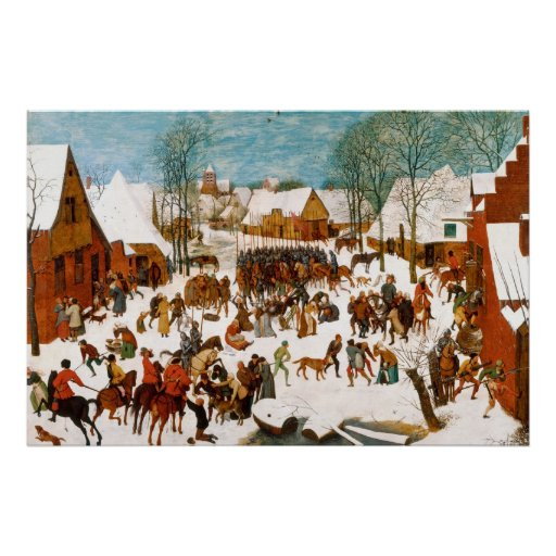 Pieter the Elder Art Print