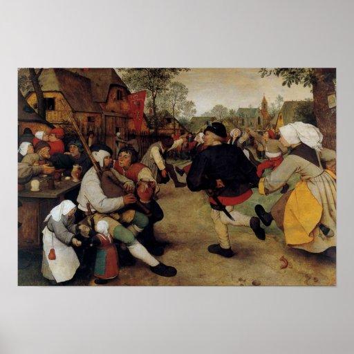 Pieter the Elder Art Poster