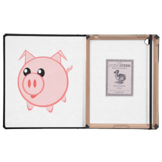 Pig cartoon cases for iPad