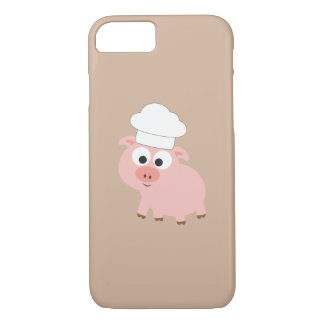 Pig Chef iPhone 7 Case