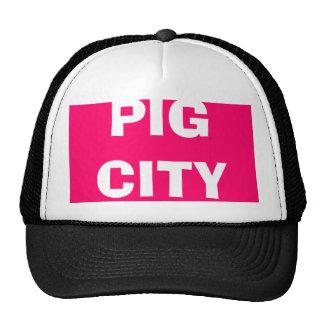 PIG CITY CAP