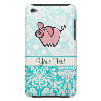 Pig; Cute Case-Mate iPod Touch Case