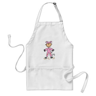 Pig Dress Up T-shirts and Gifts Standard Apron