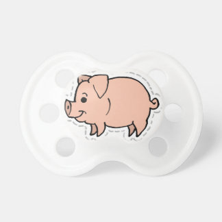 PIG PACIFIERS